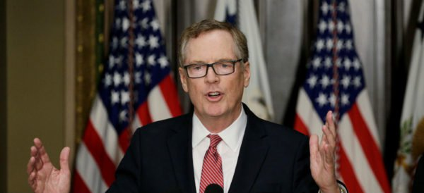 Robert Lighthizer, representante de Comercio de la Casa Blanca. (Foto Prensa Libre: Reuters)
