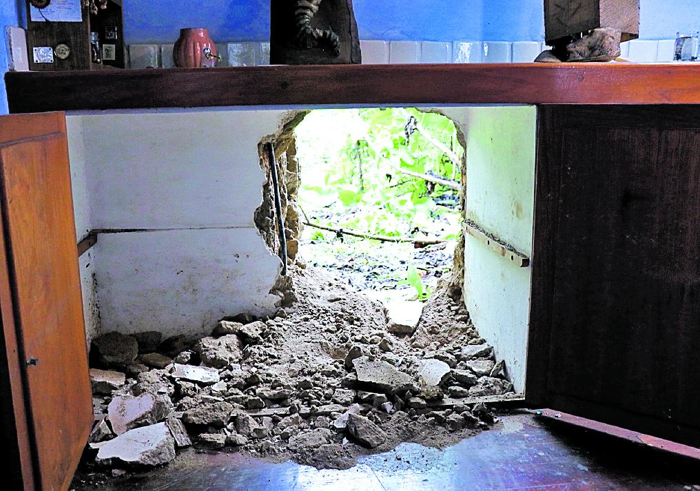 Los saqueos en viviendas han ocurrido durante el día en ausencia de los moradores.(Foto Prensa Libre: Hemeroteca PL)