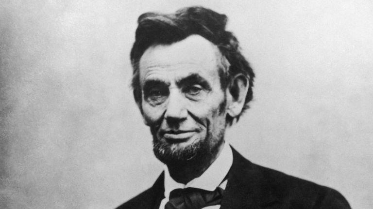 Abraham Lincoln fue presidente durante dos periodos, pero su segundo mandato terminó súbitamente con su asesinato en abril de 1865. GETTY IMAGES