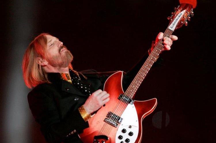 La pasión de Tom Petty por la música nació por un encuentro con Elvis Presley. (REUTERS/Jeff Haynes).