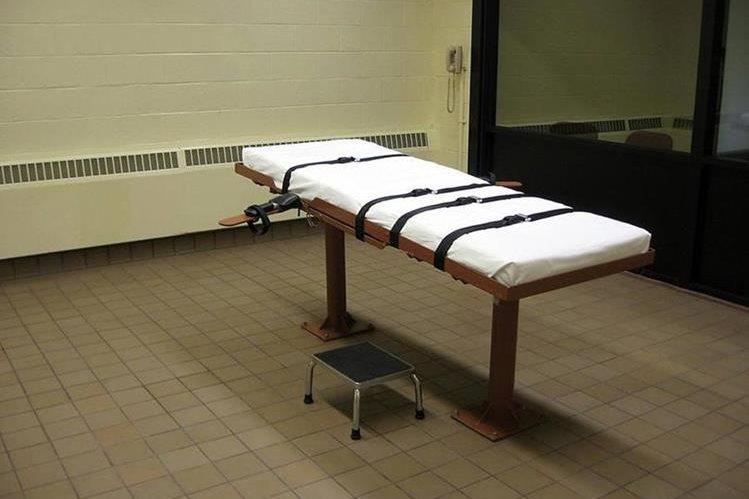 Once sentenciados esperaban la pena de muerte. (Foto: Hemeroteca PL)