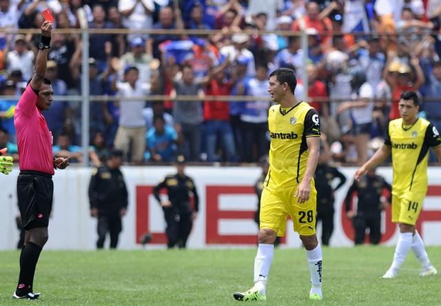 Joel Benítez no continuará con Comunicaciones según anunció este martes el club. (Foto Hemeroteca PL).