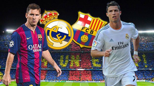 Barcelona y Real Madrid se enfrentarán en Estados Unidos el 29 de julio de este año. (Foto Redes).