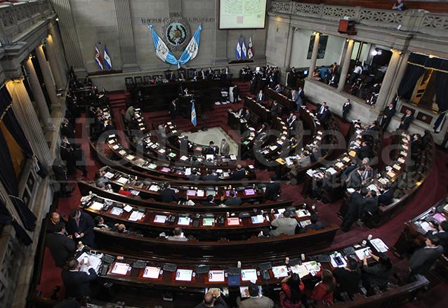 El Congreso de la República se encuentra en una crisis de legitimidad alimentada por los múltiples diputados imputados por varios delitos. (Foto: Hemeroteca PL)