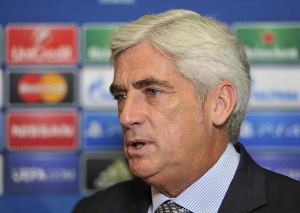 El gerente del Atlético de Madrid, Clemente Villaverde, señaló a la Fifa de tener tratos preferenciales. (Foto Prensa Libre: Tomada de internet)
