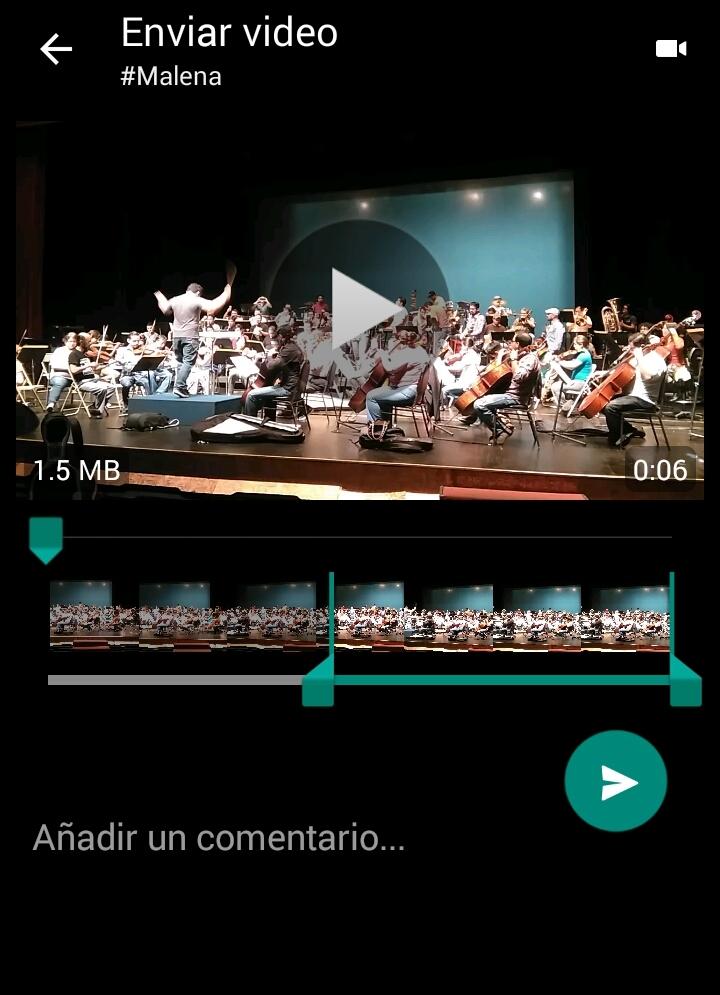 Para enviar imágenes animadas debemos reducir los videos a 6 o menos segundos. (Foto: Hemeroteca PL).