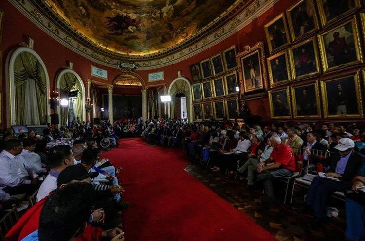 Organismos del Poder Público quedan subordinados a la ANC — Delcy Rodríguez