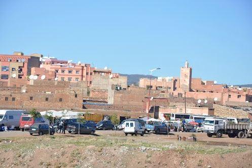 La localidad de Azilal se encuentra a 153 mil km de Rabat. (Foto: www.sugest.com).