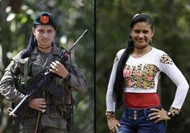 Excombatientes de las FARC relatan anhelos de paz.