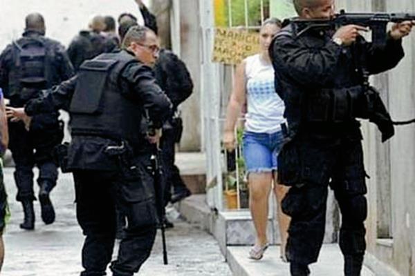 En brasil ha habido un repunte de delincuencia. (Foto Prensa Libre: referencial/del sitio misnoticias.mx)