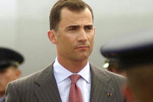 <p>Príncipe Felipe de España. (INTERNET).<br></p>
