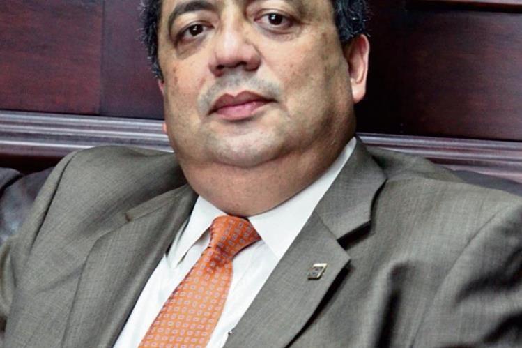 Édgar Chavarría , gerente de Banca de Personas de Banco Industrial.