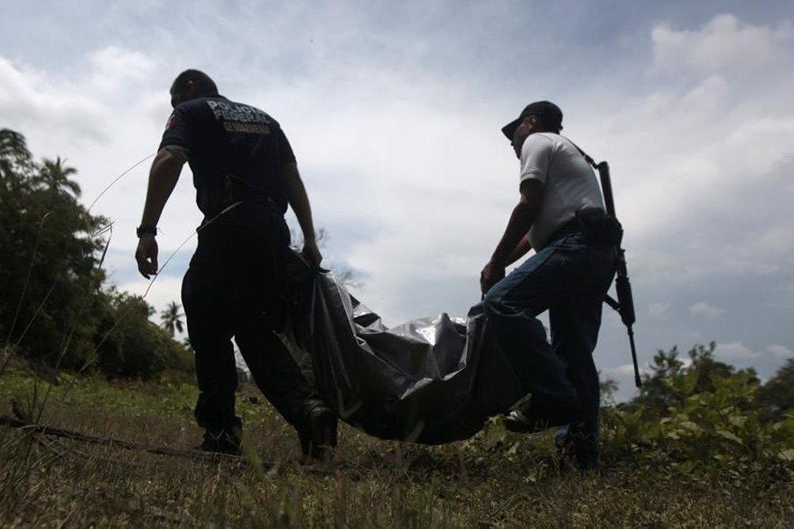 La violencia de carteles de la droga enluta muchos hogares. (AFP)