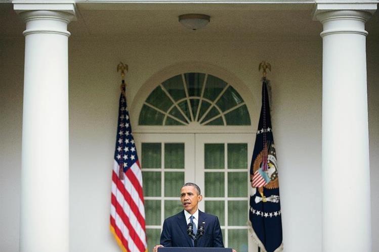 EE. UU. permanece en alerta por atentados terroristas en el mundo en la última semana. (Foto Prensa Libre: AP)