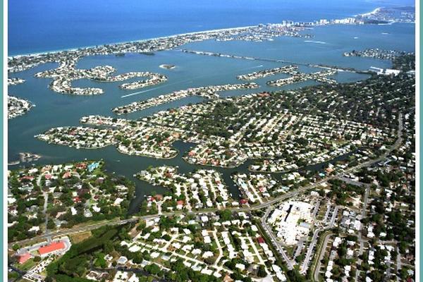 <p>Vista panorámica de Belleair, ciudad que se favoreció con una millonaria herencia. (Foto Prensa Libre: Internet)<br></p>