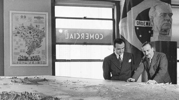 Antes de establecerse en Brasil, Zweig vivió en Nueva York. GETTY IMAGES