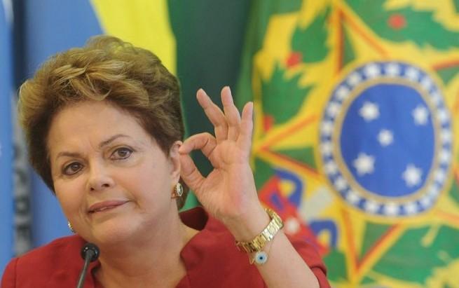 La presidenta suspendida de Brasil, Dilma Rousseff,enfreta juiicio político. (AFP).