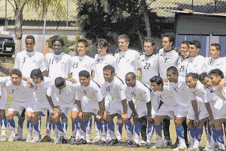 La selección de Guatemala nunca ha ido a un mundial mayor de futbol. (Foto Prensa Libre: Hemeroteca PL)