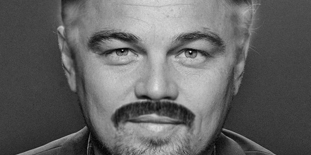 Leonardo DiCaprio caracterizado como Stan Lee, de forma digital, por ComicBookMovie. (Foto Prensa Libre: Comic Book Movie).