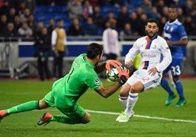 Cuadrado y Buffon le dan triunfo a la Juve