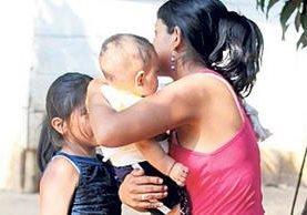 Embarazos en niñas son un delito.