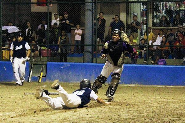 El objetivo de ambas escuadras es levantar la copa de campeón. (Foto Prensa Libre: Cortesía Asosoft)