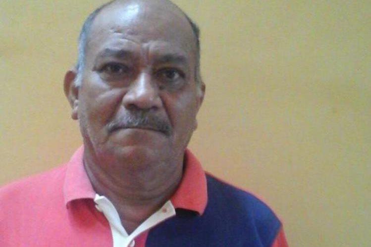 Alberto Ávila Díaz, uno de los dos exconcejales capturados en Mazatenango, Suchitepéquez. (Foto Prensa Libre: Melvin Popá)
