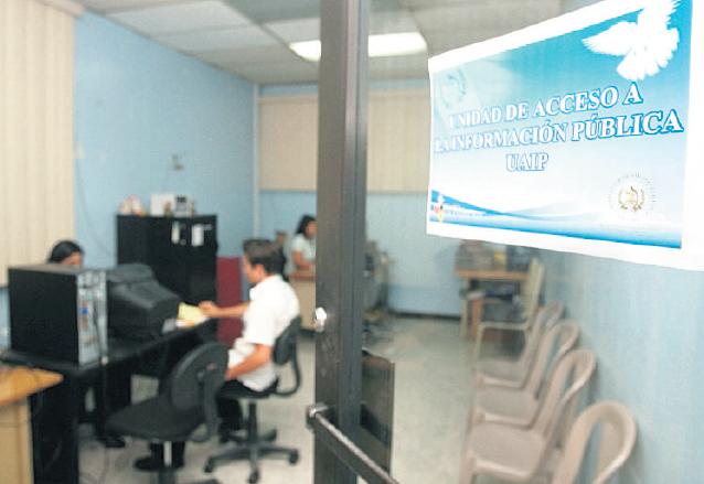 Una de las primeras oficinas de acceso a información pública comenzó a funcionar en el Hospital San Juan de Dios. (Foto: Hemeroteca PL)
