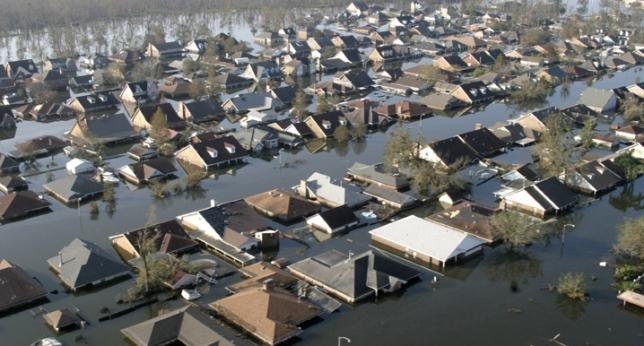 Más de un millón de personas se vieron afectadas por las graves inundaciones. (Foto: Hemeroteca PL).
