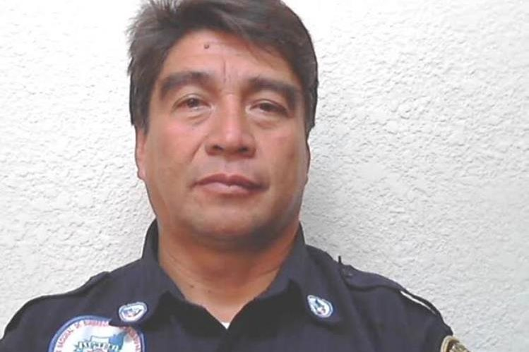 El socorrista Carlos Cuy en vida. (Foto Prensa Libre: Cortesía).