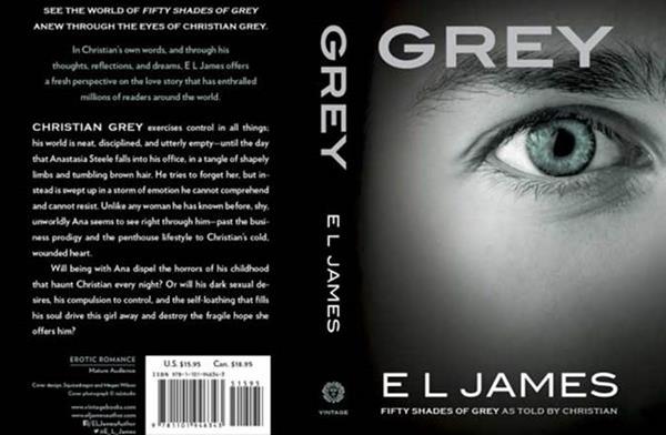 La novela Grey está basada en Christian Grey. (Foto Prensa Libre: Tomada de Instagram)