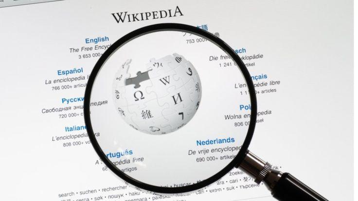 Wikipedia es una de las páginas web más visitadas en todo el mundo. (Getty Images).