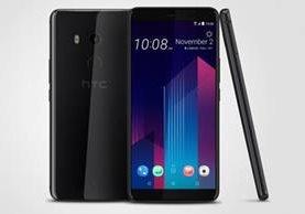 El HTC U11 Plus es la apuesta de la compañía por integrarse a las tendencias en telefonía móvil. (Foto Prensa Libre: ABC).