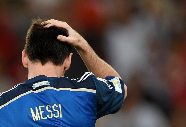 Lionel Messi no ha logrado que la Selección de Argentina gana un título importante. (Foto Prensa Libre: Hemeroteca).