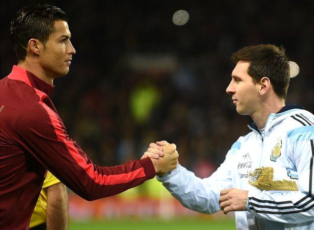 A Cristiano Ronaldo y a Lionel Messi les falta un título para coronar sus carreras. (Getty Images)