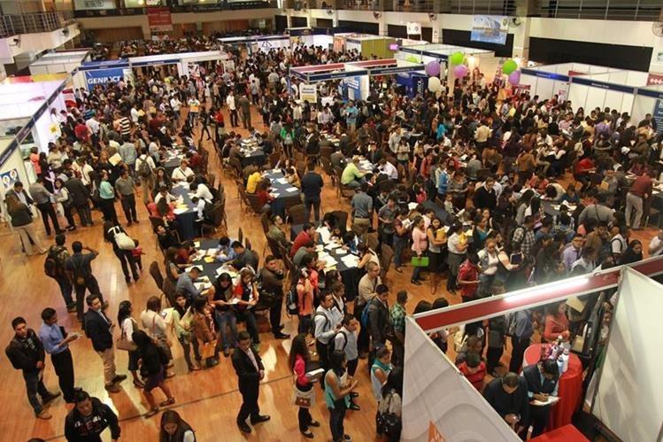 Ofrecen empleo en el occidente del país (Foto Prensa Libre: Hemeroteca PL)