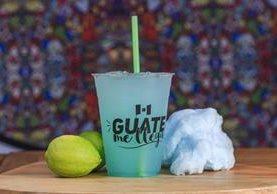 Las bebidas guatemaltecas tienen un lugar especial en Mio, zona 10. (Foto Prensa Libre: Juan Carlos Álvarez).