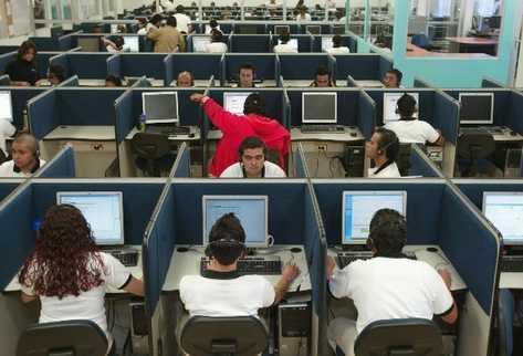Call Center de la empresa  Contact Center & BPO Allied Global.