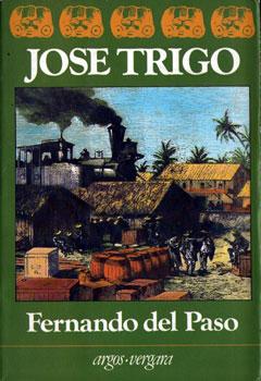 Portada del libro José Trigo, de Del Paso (Foto: Hemeroteca PL).