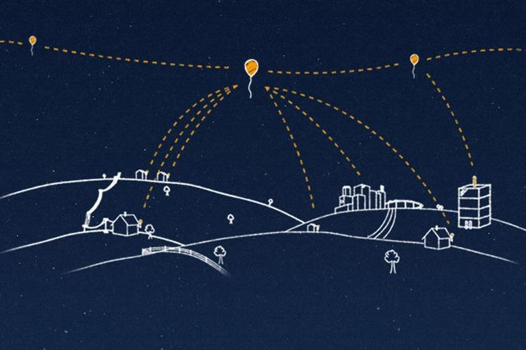 El proyecto Loon pretende brindar acceso a internet al resto del mundo que aún no está conectado (Foto: Hemeroteca PL).