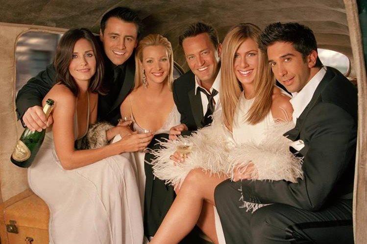 Los protagonistas de la serie saldrán nuevamente al aire en un programa especial. (Foto Prensa Libre: Hemeroteca PL)