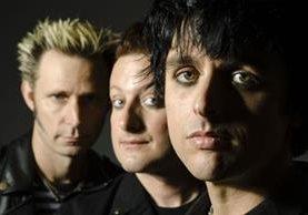 Green Day es un grupo de punk rock con 30 años de trayectoria. (Foto: Hemeroteca PL).