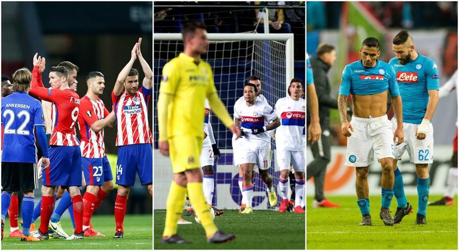 Atlético firma su pase a la siguiente ronda de la Europa League