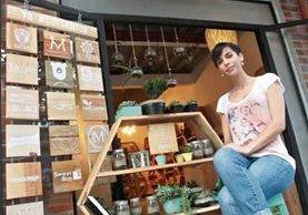 Fabia Cherchi es la emprendedora que ha apostado por la calidad en su servicio y en los productos que ofrece.
