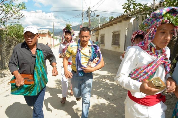 Rabinal, Baja Verapaz, en un recorrido por la localidad. (Foto Prensa Libre: Carlos Grave)