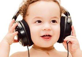 Los bebés que escuchan música mostraron una mayor actividad en las regiones del cerebro importantes para el aprendizaje del lenguaje.