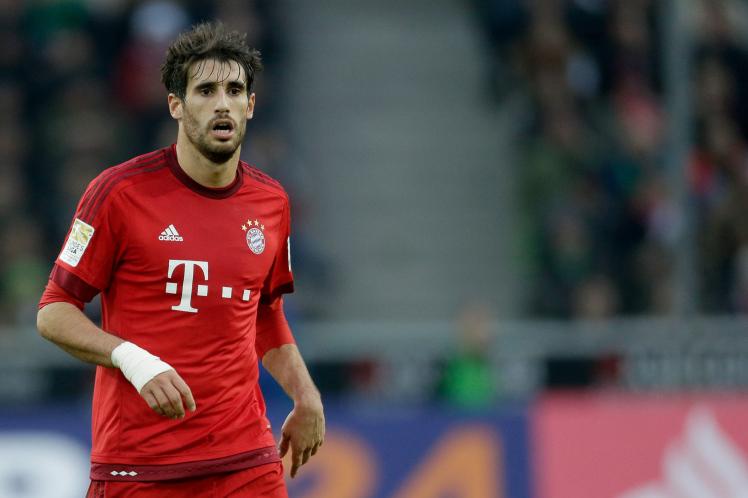 El español Javi Martínez es baja por lesión en el Bayern Munich por un tiempo indefinido. (Foto Prensa Libre: Hemeroteca)