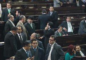 En tiempo récord FCN-Nación ha crecido de 11 a 26 diputados. (Foto Prensa Libre: Álvaro Interiano)