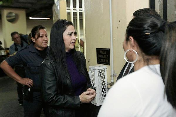 La Patrona lideró una banda de secuestradores y sicarios. Foto Prensa Libre: Hemeroteca PL.