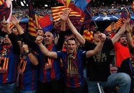 El Barcelona enfrenta a la Juve en la vuelta de los cuartos de final.